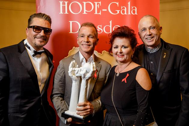 HOPE-Award 2018 für Lothar Firlej